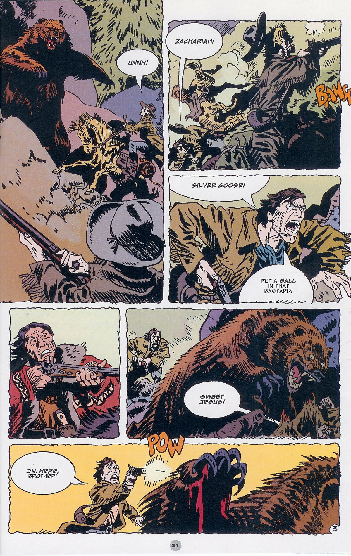 Read online Solo (2004) comic -  Issue #6 - 32