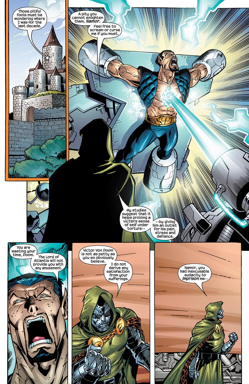 Read online Fantastic Five (2007) comic -  Issue #4 - 4