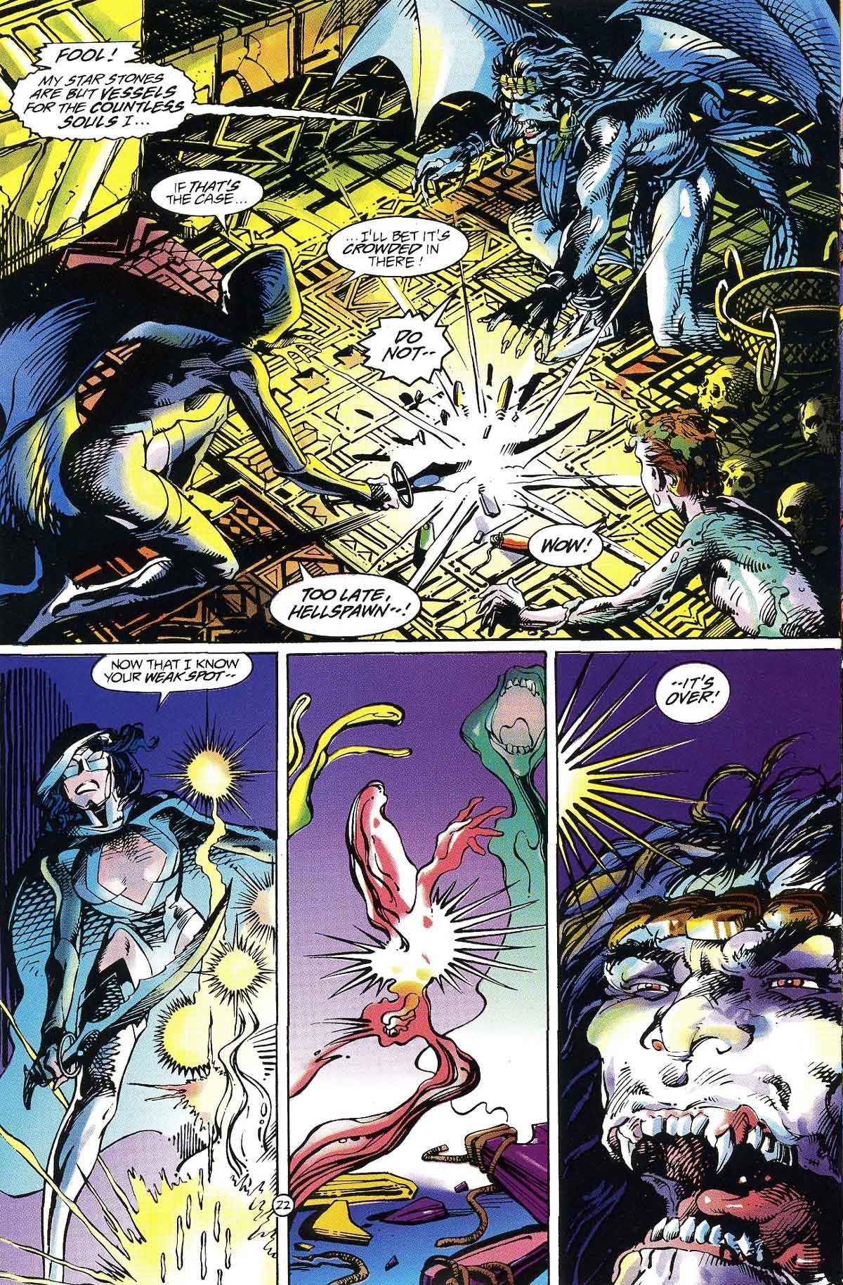 Read online Rune (1994) comic -  Issue #6 - 24