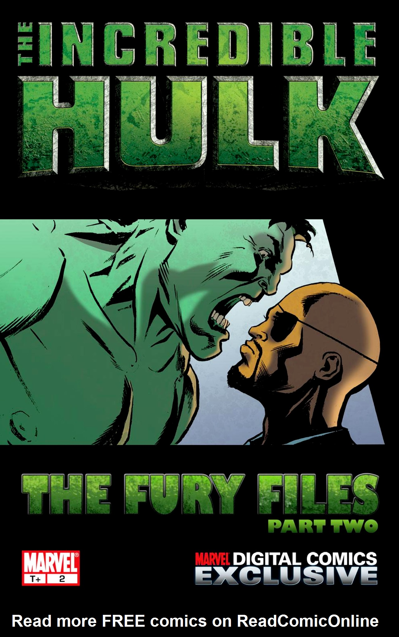 Read online Incredible Hulk: The Fury Files comic -  Issue #2 - 1