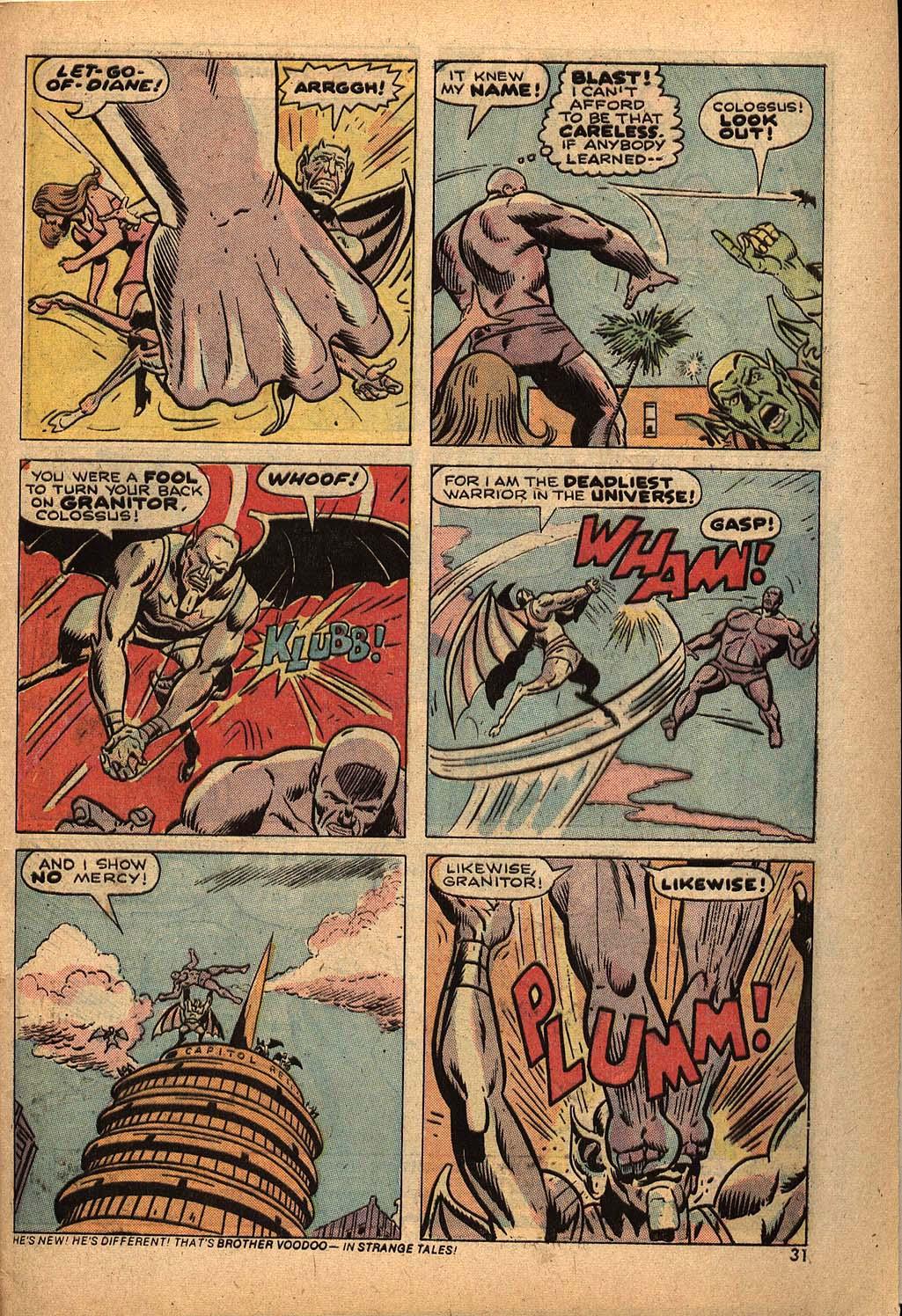 Read online Astonishing Tales (1970) comic -  Issue #22 - 20