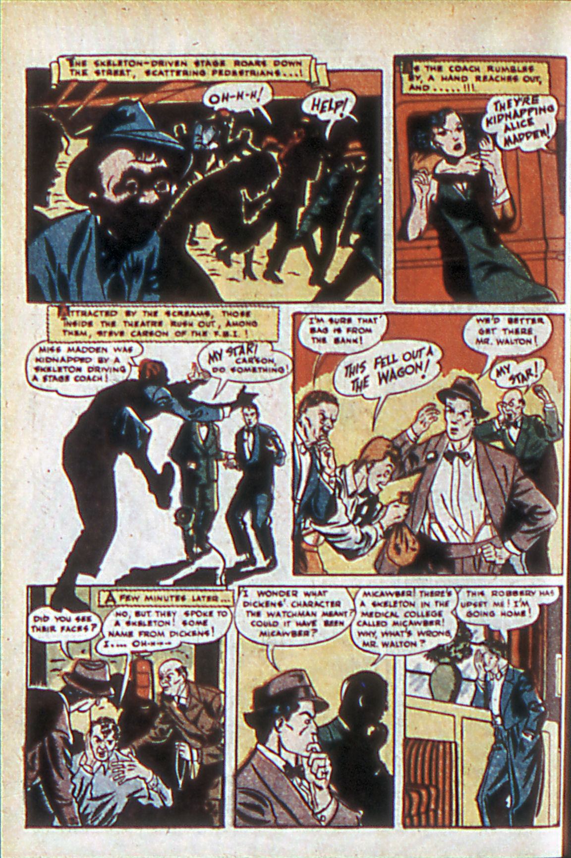 Read online Adventure Comics (1938) comic -  Issue #60 - 31