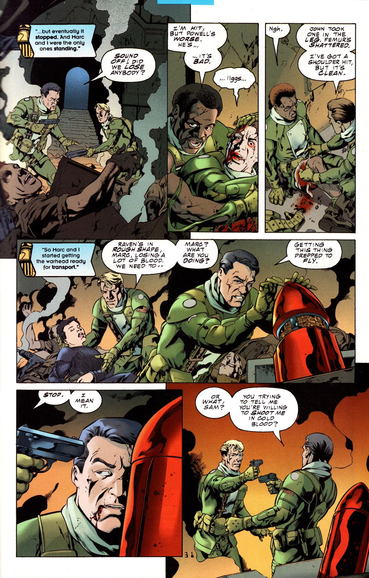 Read online Tangent Comics/ Metal Men comic -  Issue # Full - 30