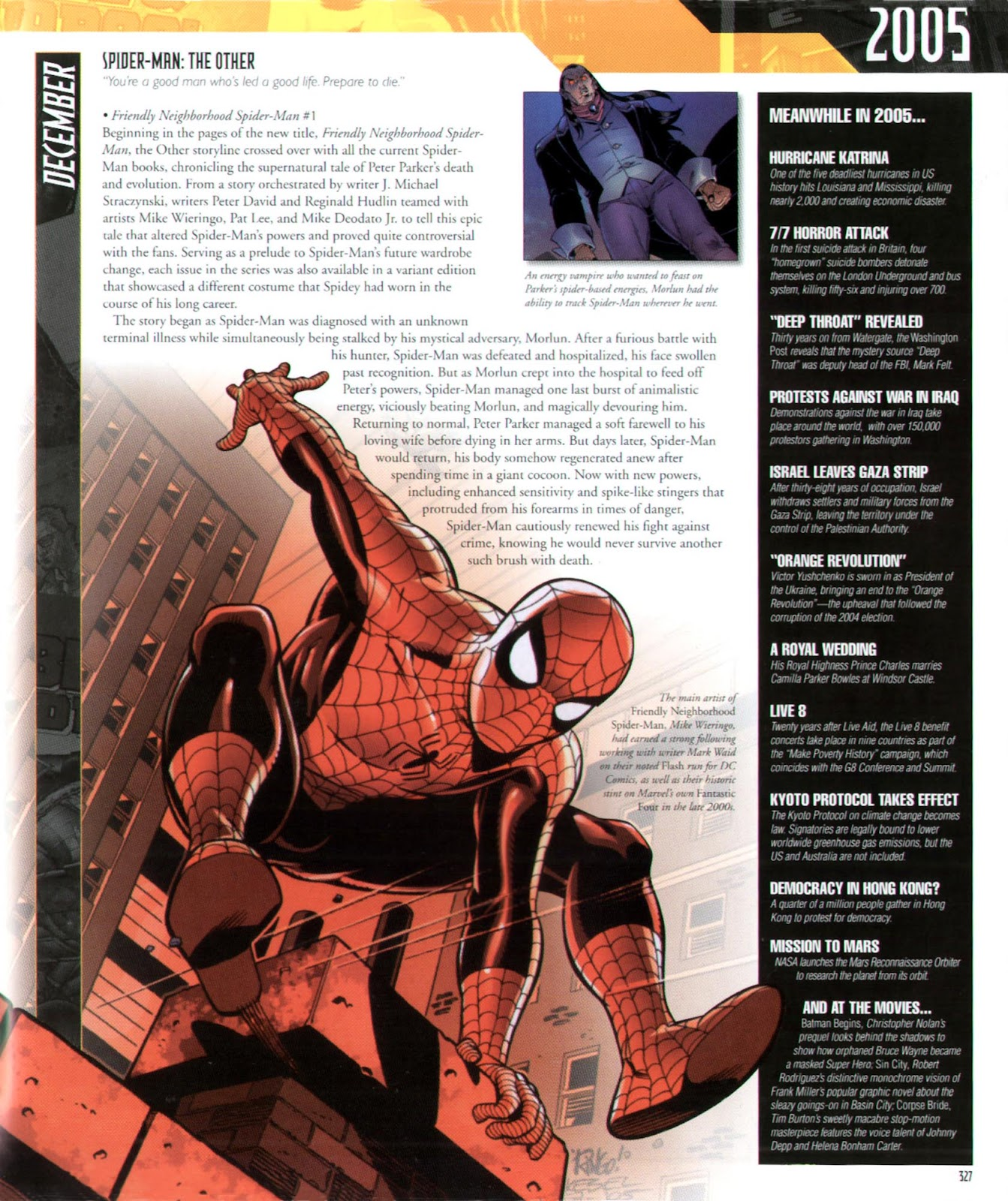 Read online Marvel Chronicle comic -  Issue # TPB (Part 3) - 104