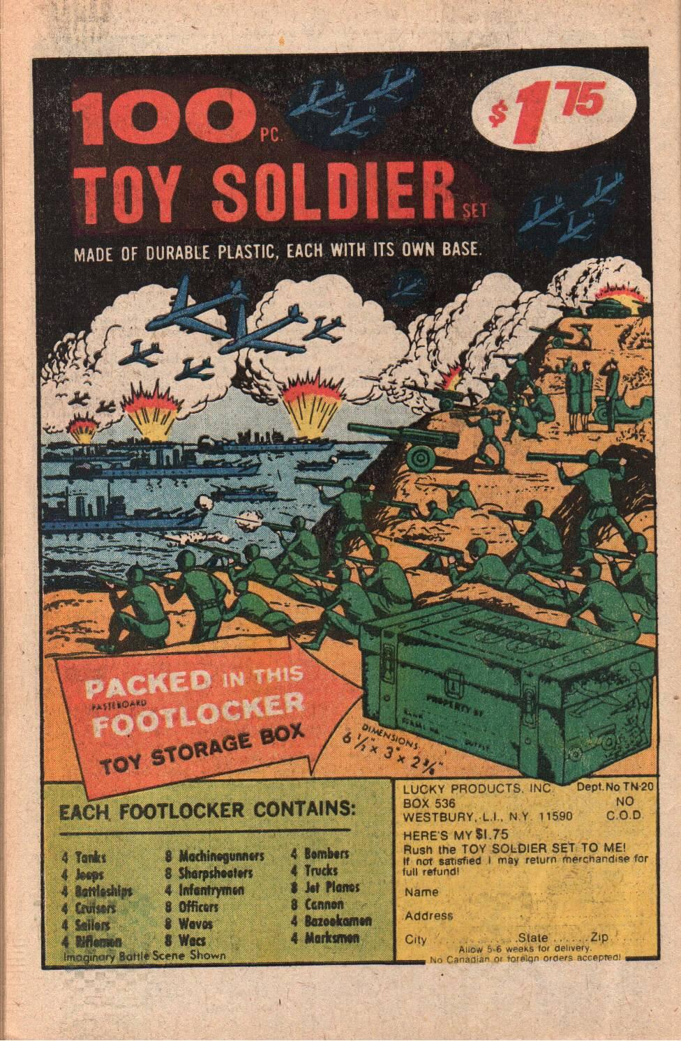 Read online Shazam! (1973) comic -  Issue #34 - 34