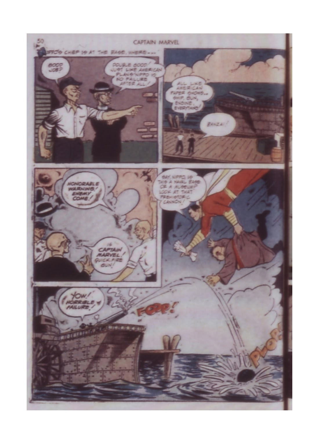 Captain Marvel Adventures issue 14 - Page 50