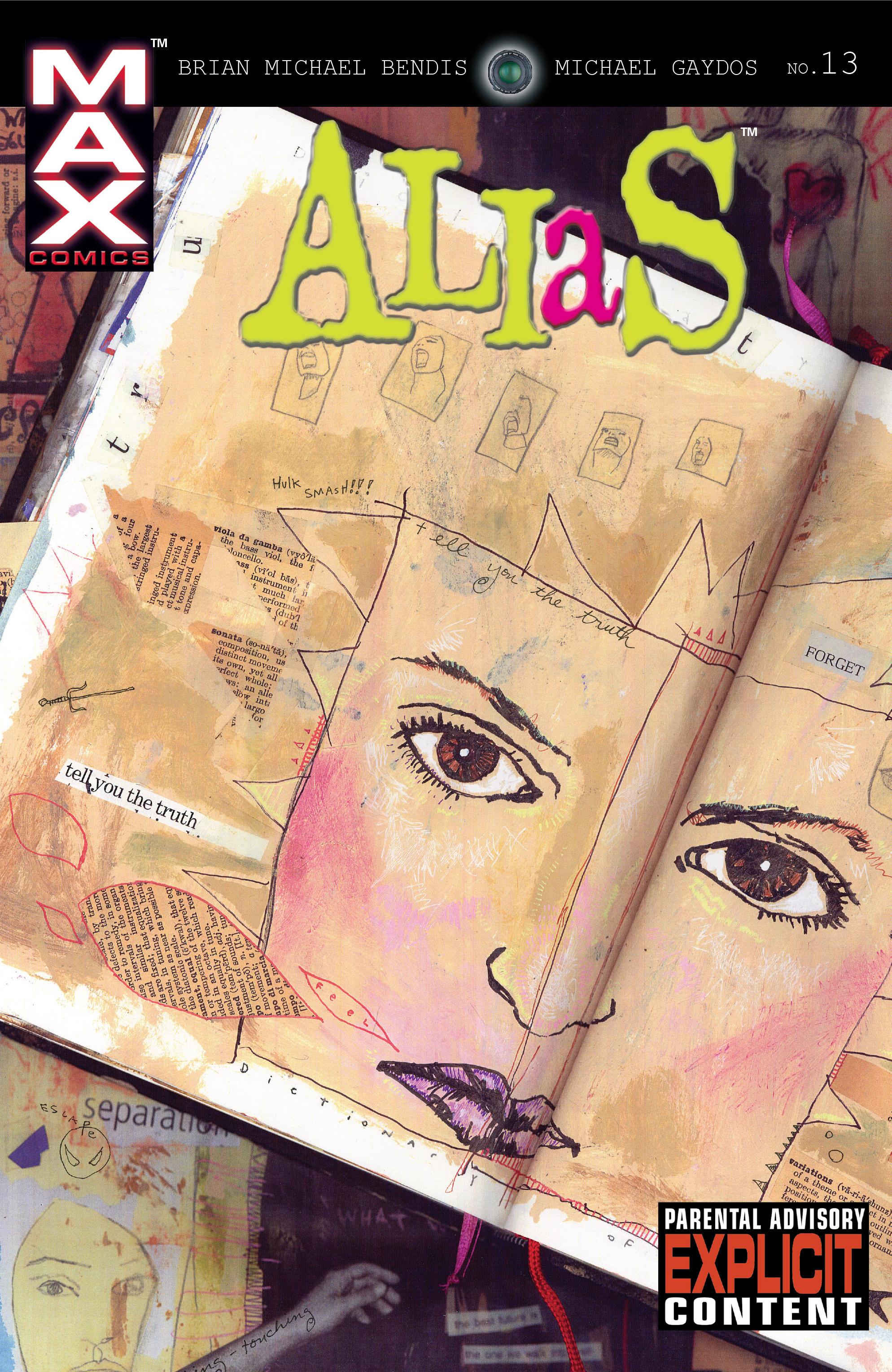 Alias 13 Page 1