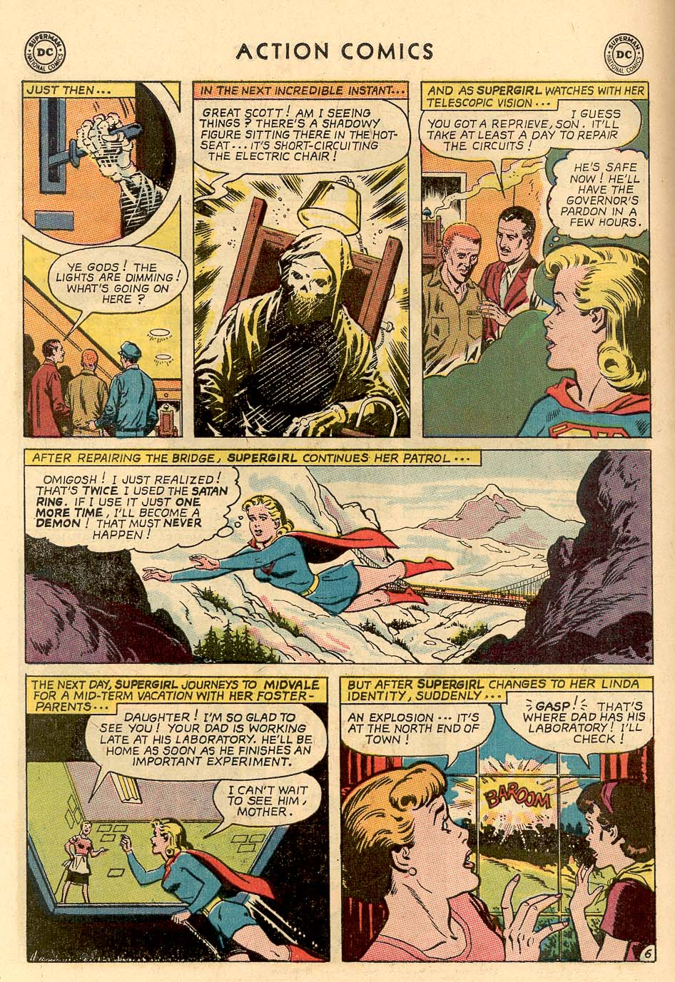 Read online Action Comics (1938) comic -  Issue #324 - 26