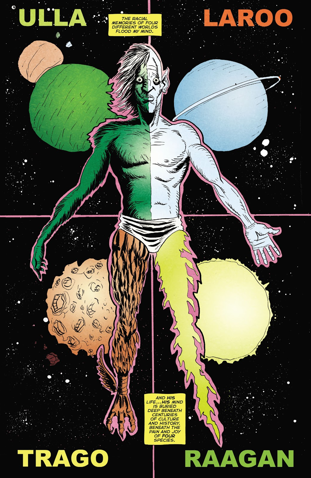 Read online Strange Adventures (2014) comic -  Issue # TPB (Part 1) - 43