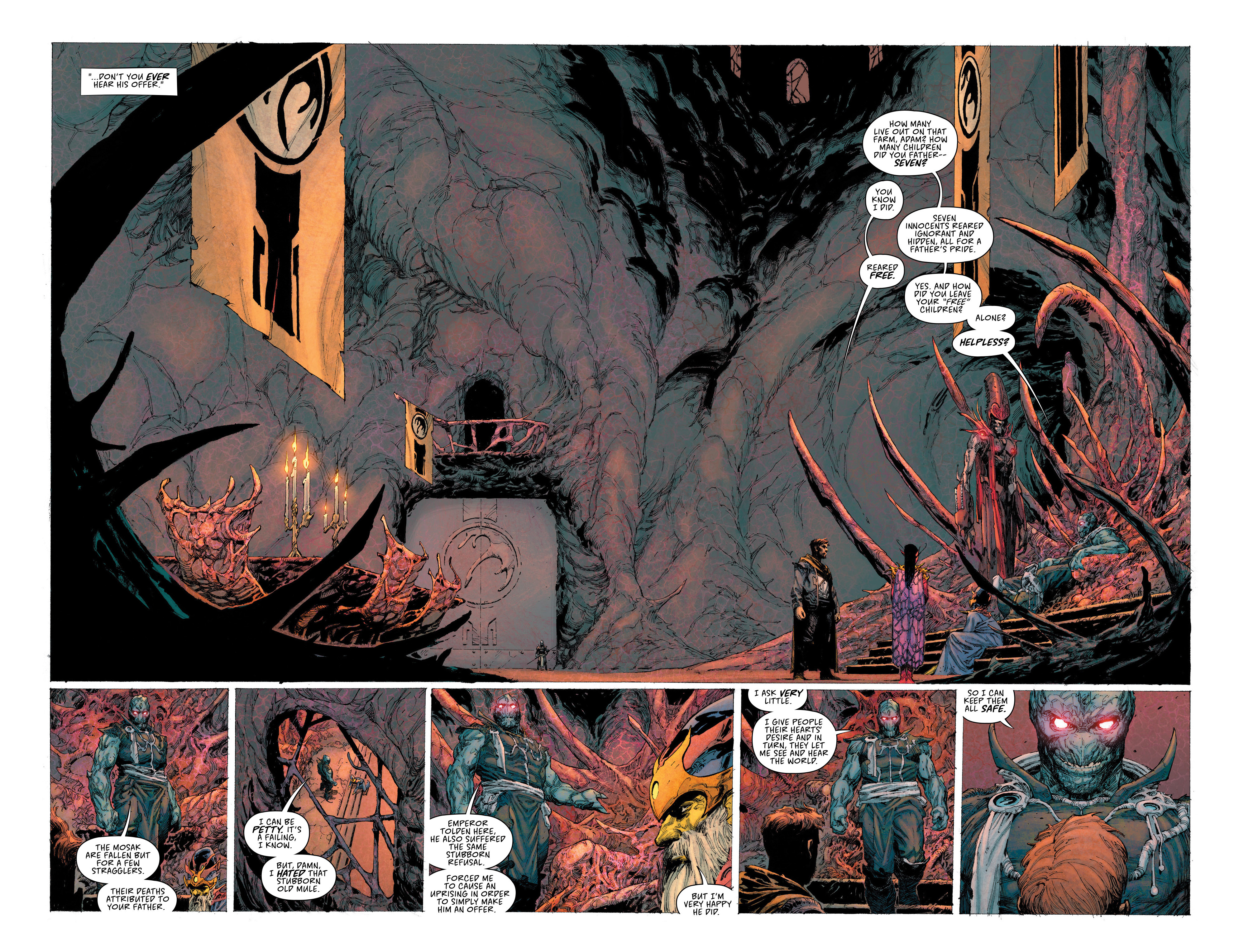 Read online Seven To Eternity comic -  Issue #2 - 11