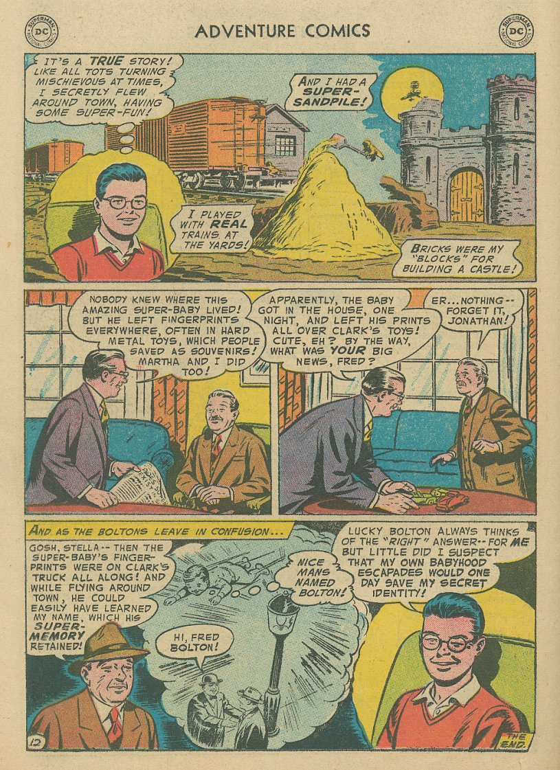 Read online Adventure Comics (1938) comic -  Issue #221 - 13