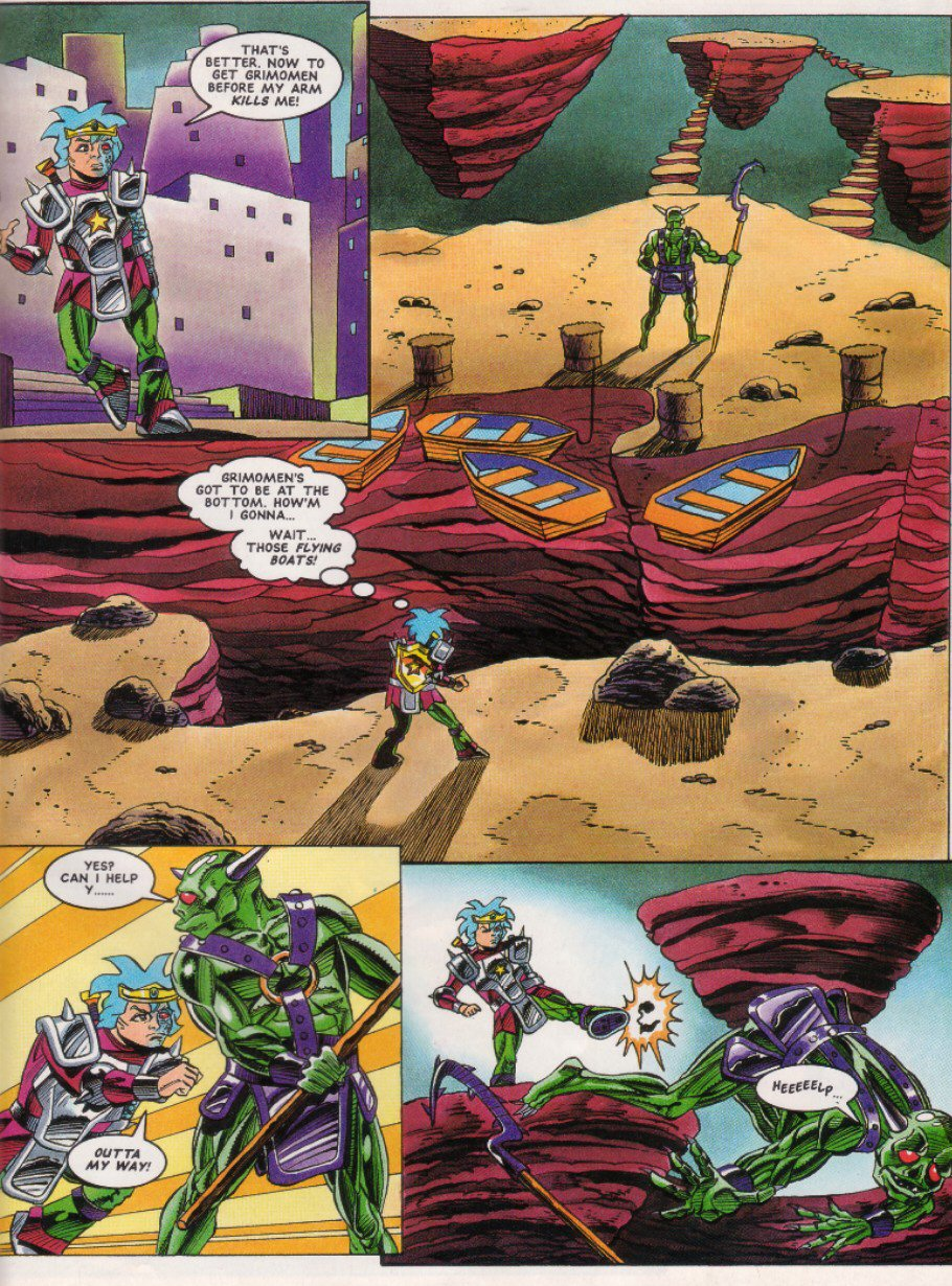 Read online Sonic the Comic comic -  Issue #7 - 27