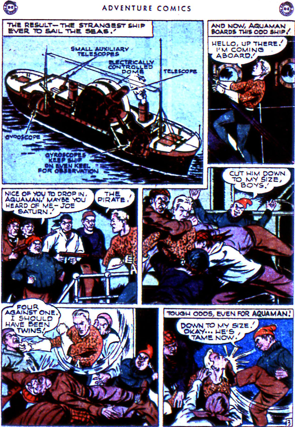 Read online Adventure Comics (1938) comic -  Issue #119 - 16