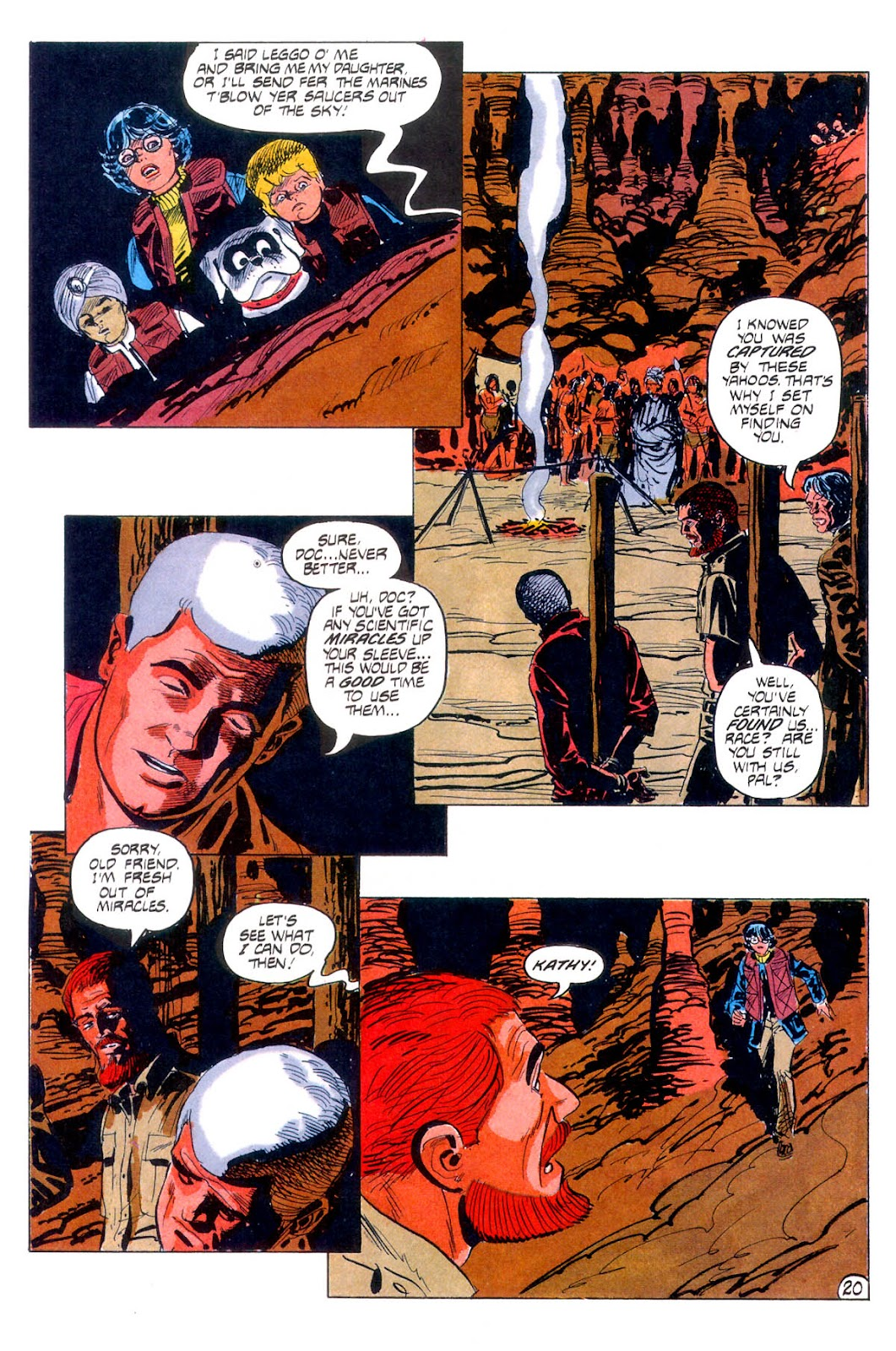 Jonny Quest (1986) issue 12 - Page 23
