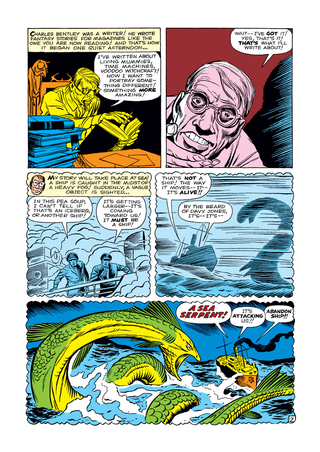 Tales to Astonish (1959) issue 20 - Page 3