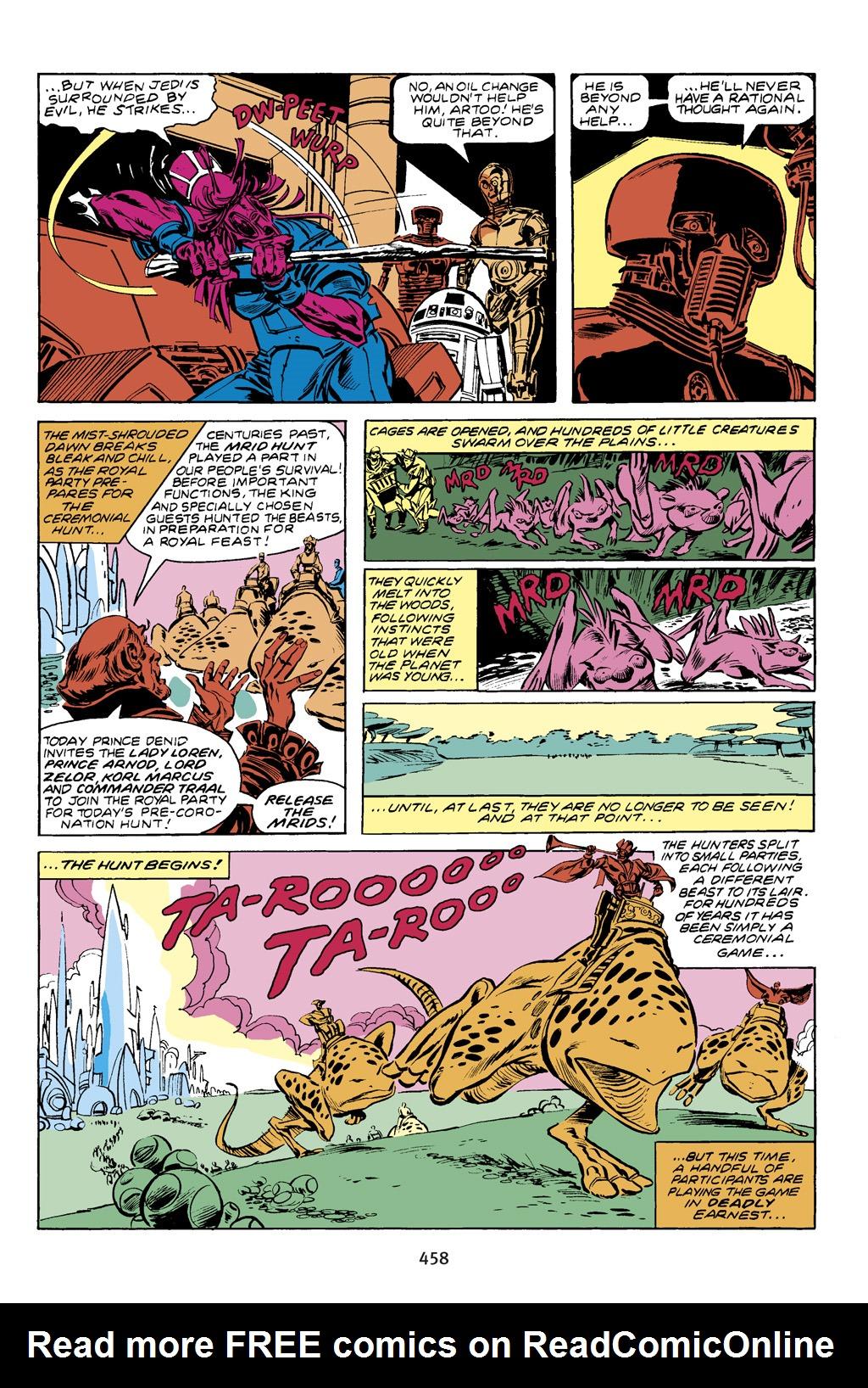 Read online Star Wars Omnibus comic -  Issue # Vol. 14 - 451