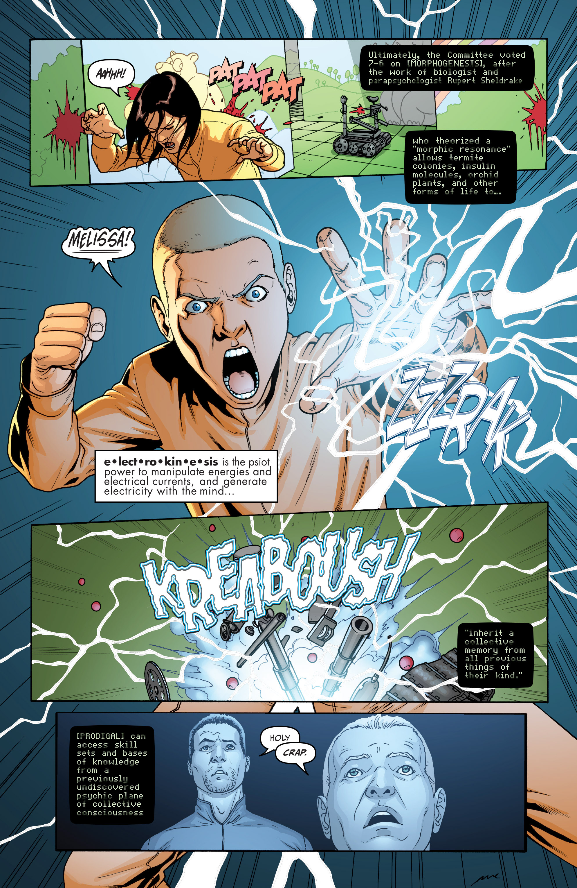 Read online Archer and Armstrong comic -  Issue #Archer and Armstrong _TPB 5 - 12