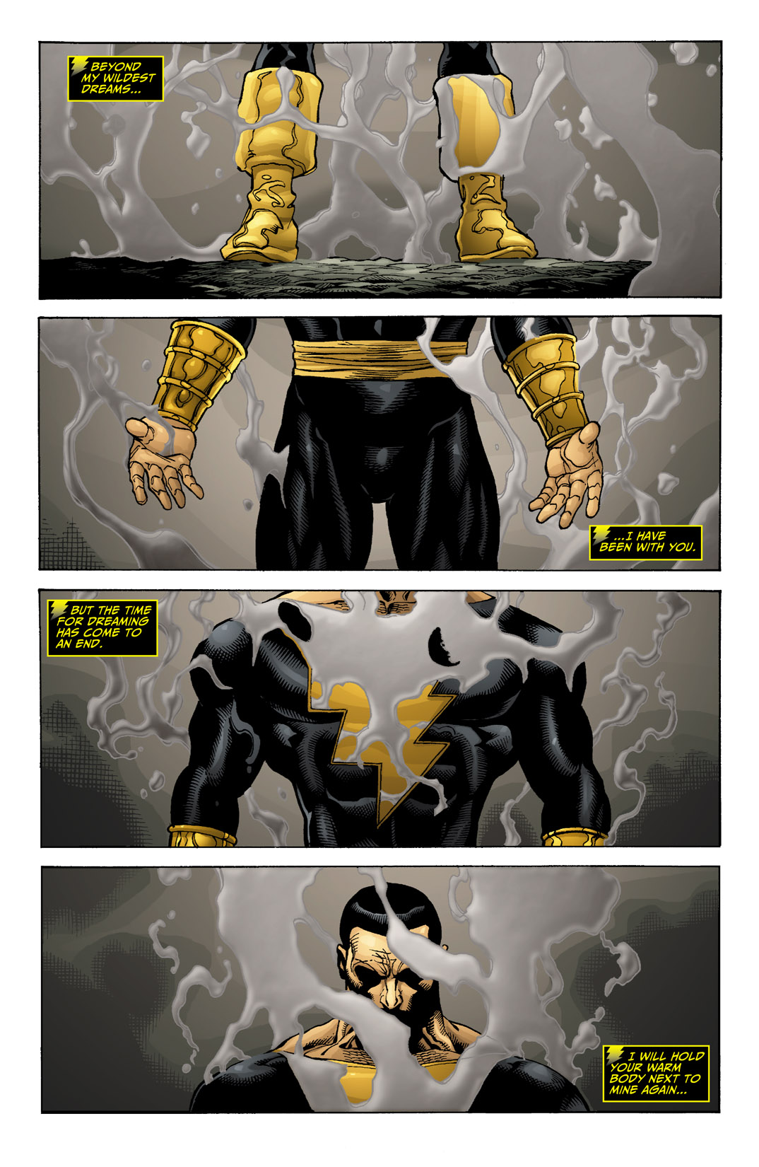 Black Adam: The Dark Age 3 Page 2