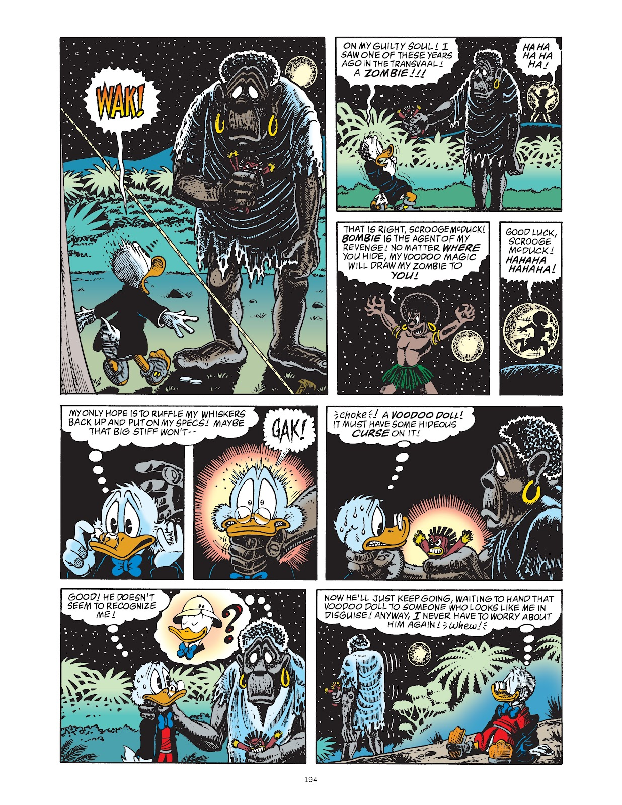 Read online The Complete Life and Times of Scrooge McDuck comic -  Issue # TPB 1 (Part 2) - 89