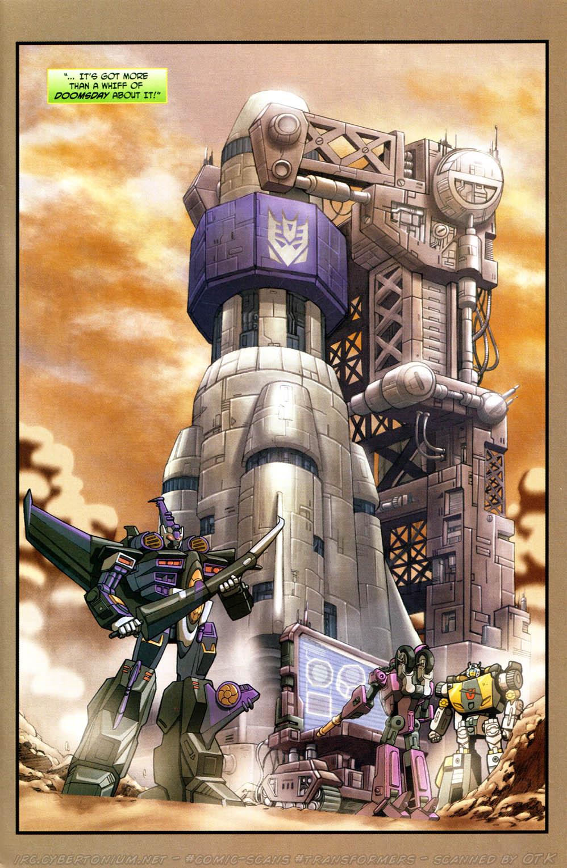 Read online Transformers Armada comic -  Issue #12 - 5