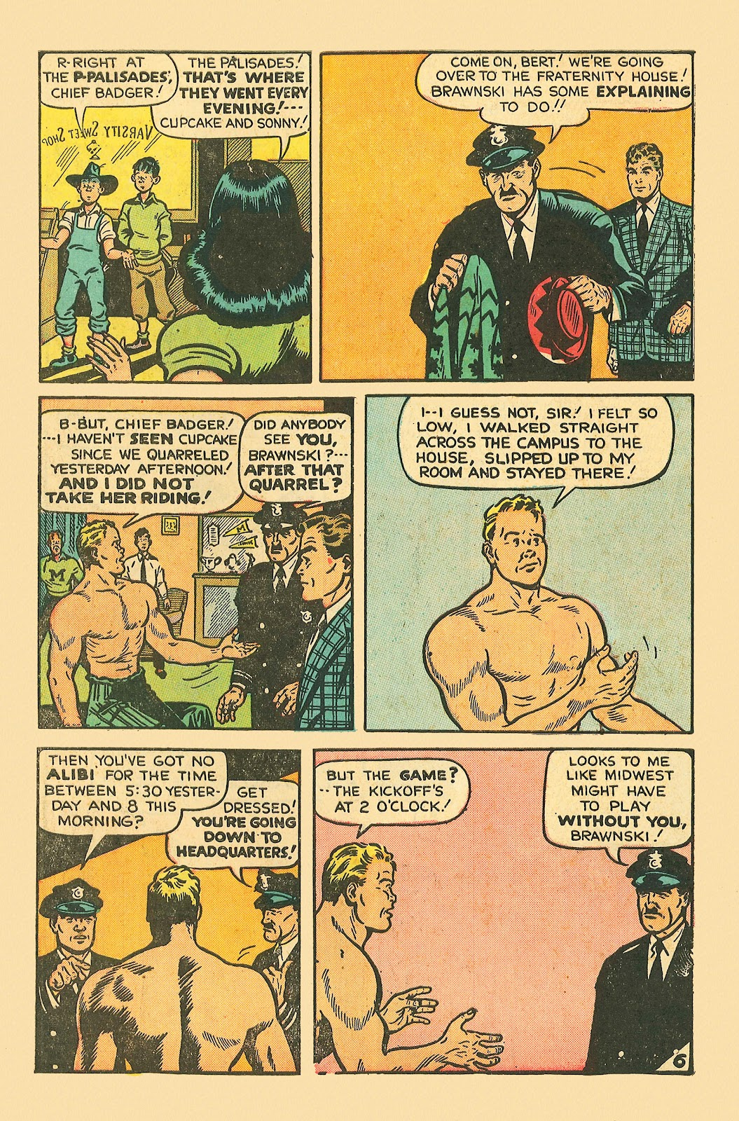 Read online Famous Funnies comic -  Issue #181 - 14
