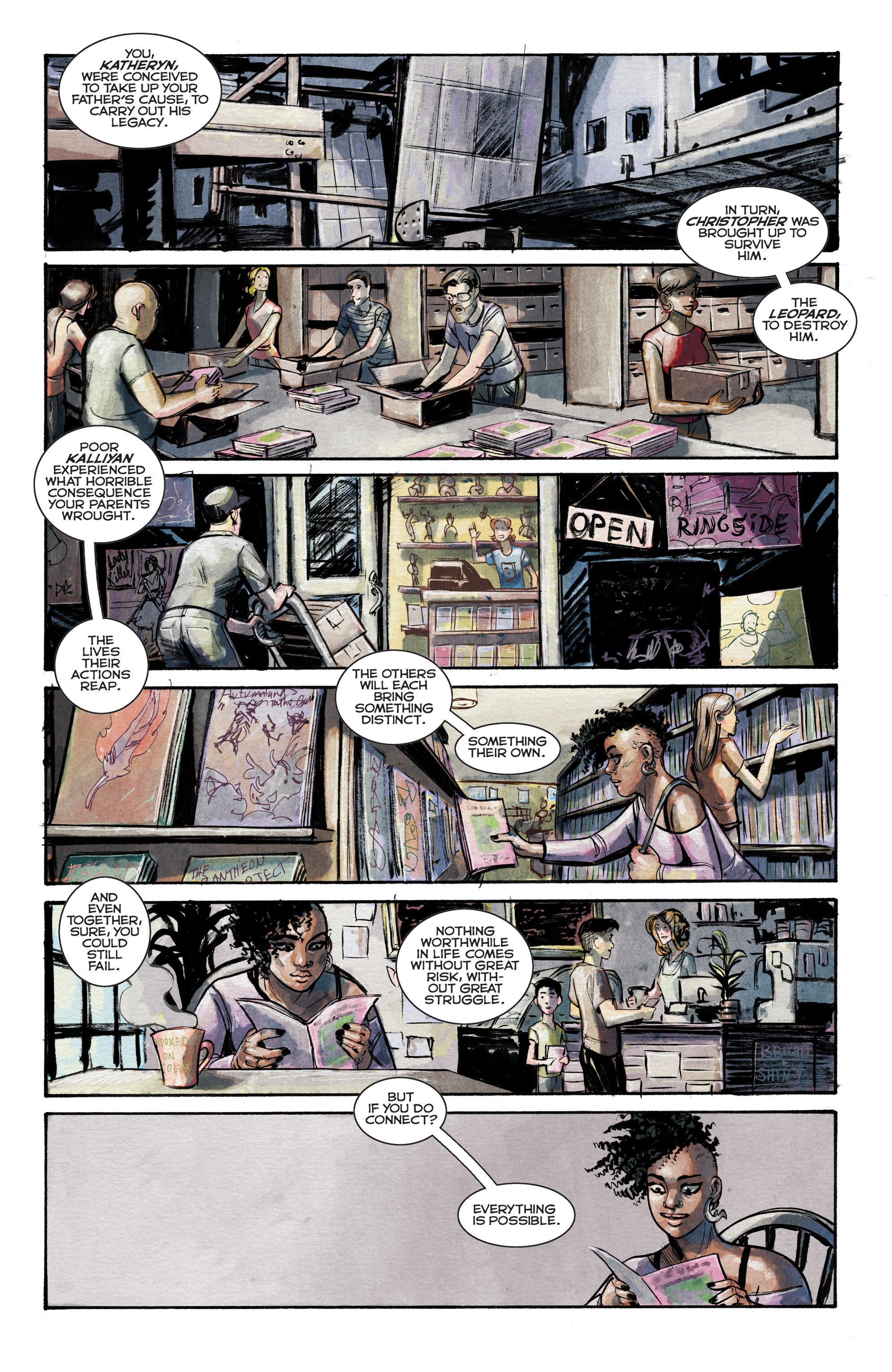 Read online Shutter comic -  Issue #15 - 6