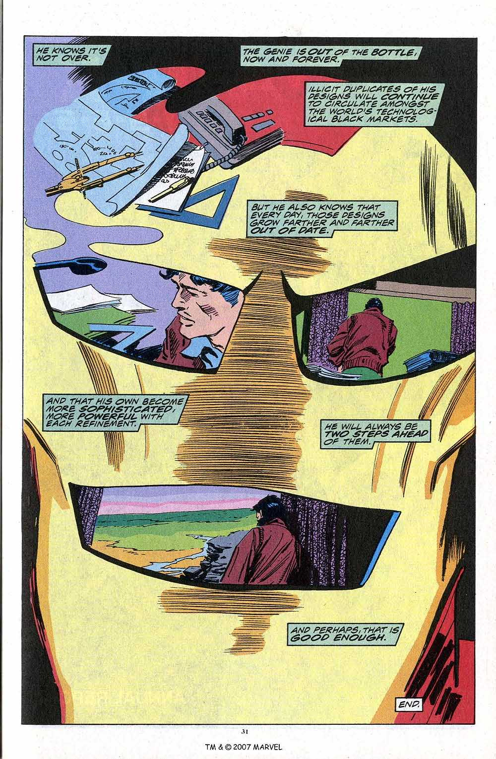 Iron Man Annual issue 13 - Page 33
