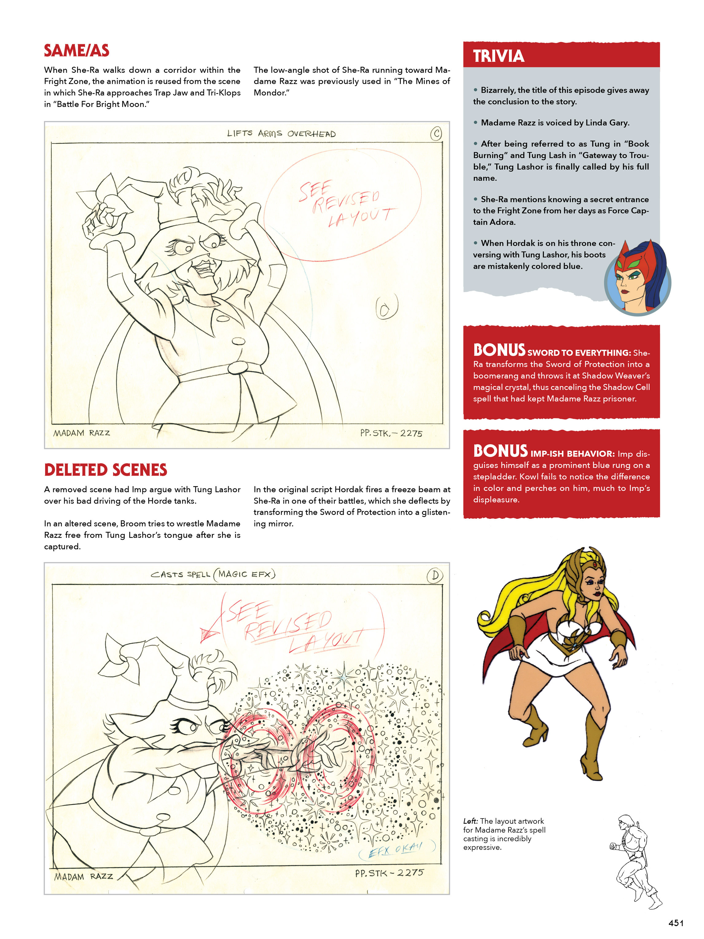 Read online He-Man and She-Ra: A Complete Guide to the Classic Animated Adventures comic -  Issue # TPB (Part 3) - 51