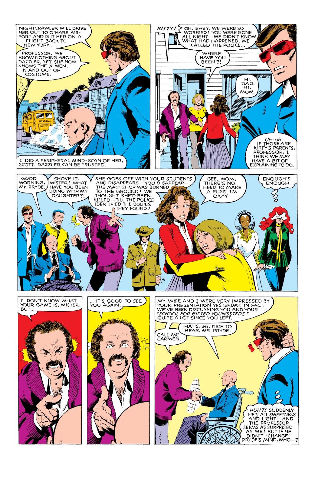 Read online X-Men Milestones: Dark Phoenix Saga comic -  Issue # TPB (Part 1) - 57