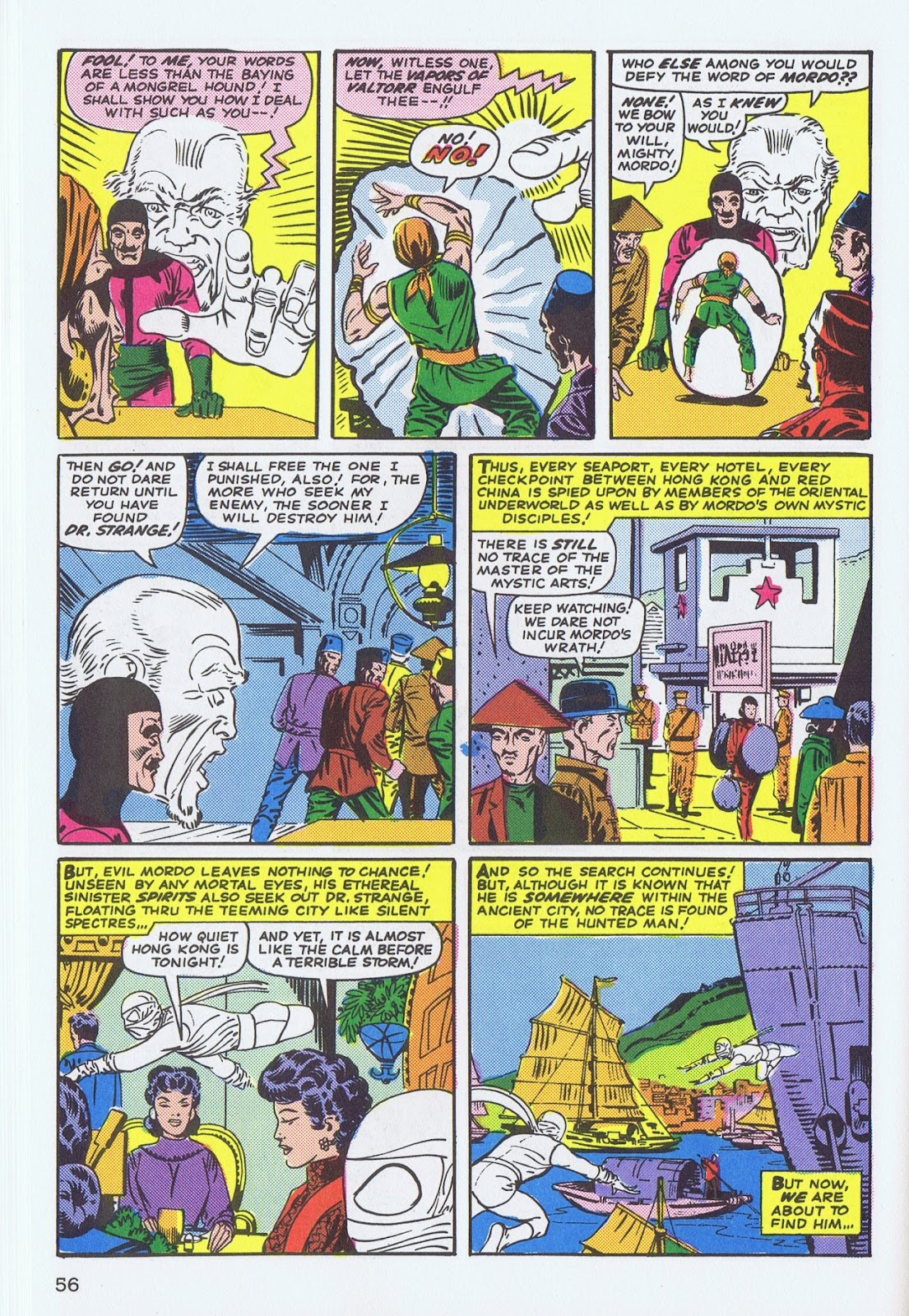 Doctor Strange: Master of the Mystic Arts issue TPB - Page 52
