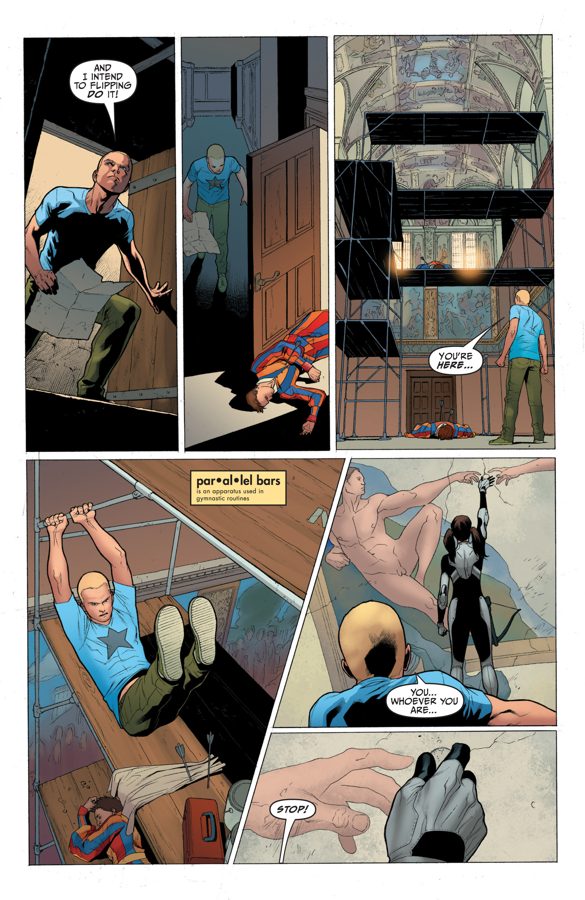 Read online Archer and Armstrong comic -  Issue #Archer and Armstrong _TPB 1 - 63