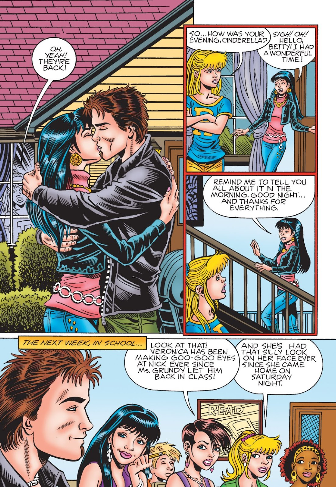 Read online Archie's New Look Series comic -  Issue #1 - 64