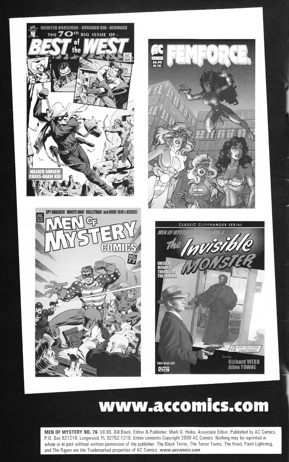 Read online Men of Mystery Comics comic -  Issue #76 - 2