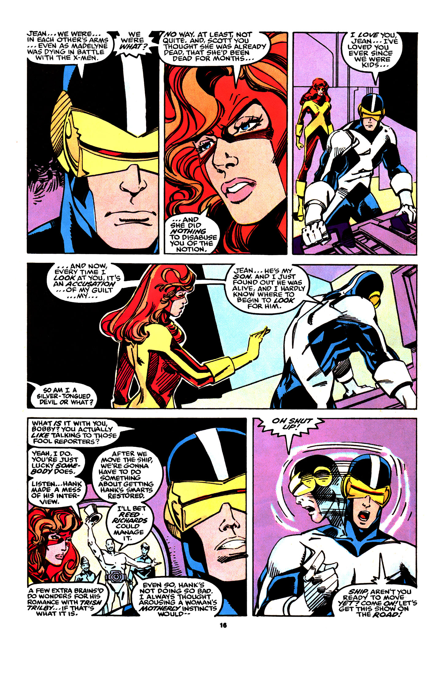 Read online X-Factor (1986) comic -  Issue #29 - 13