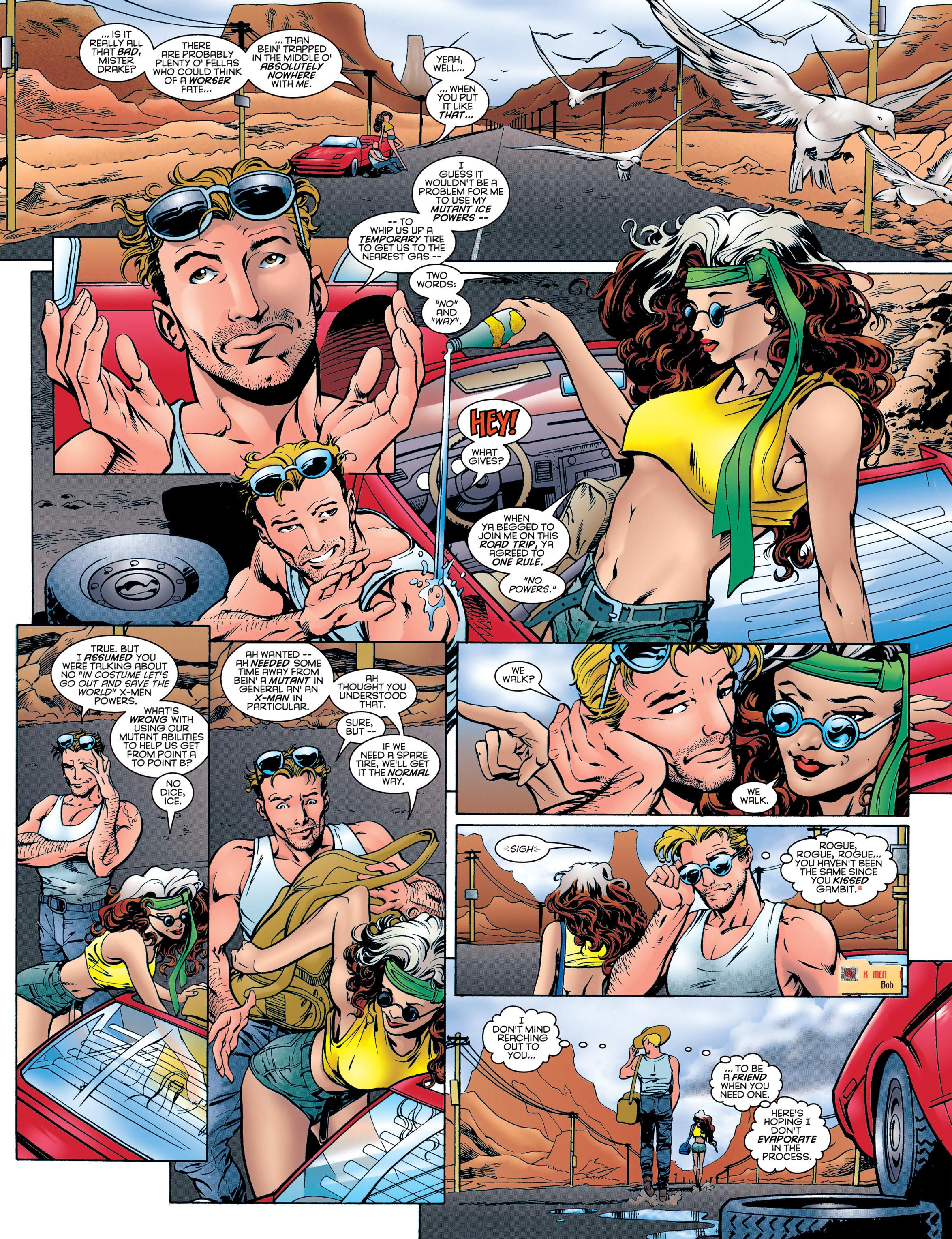 Read online Uncanny X-Men (1963) comic -  Issue #323 - 3