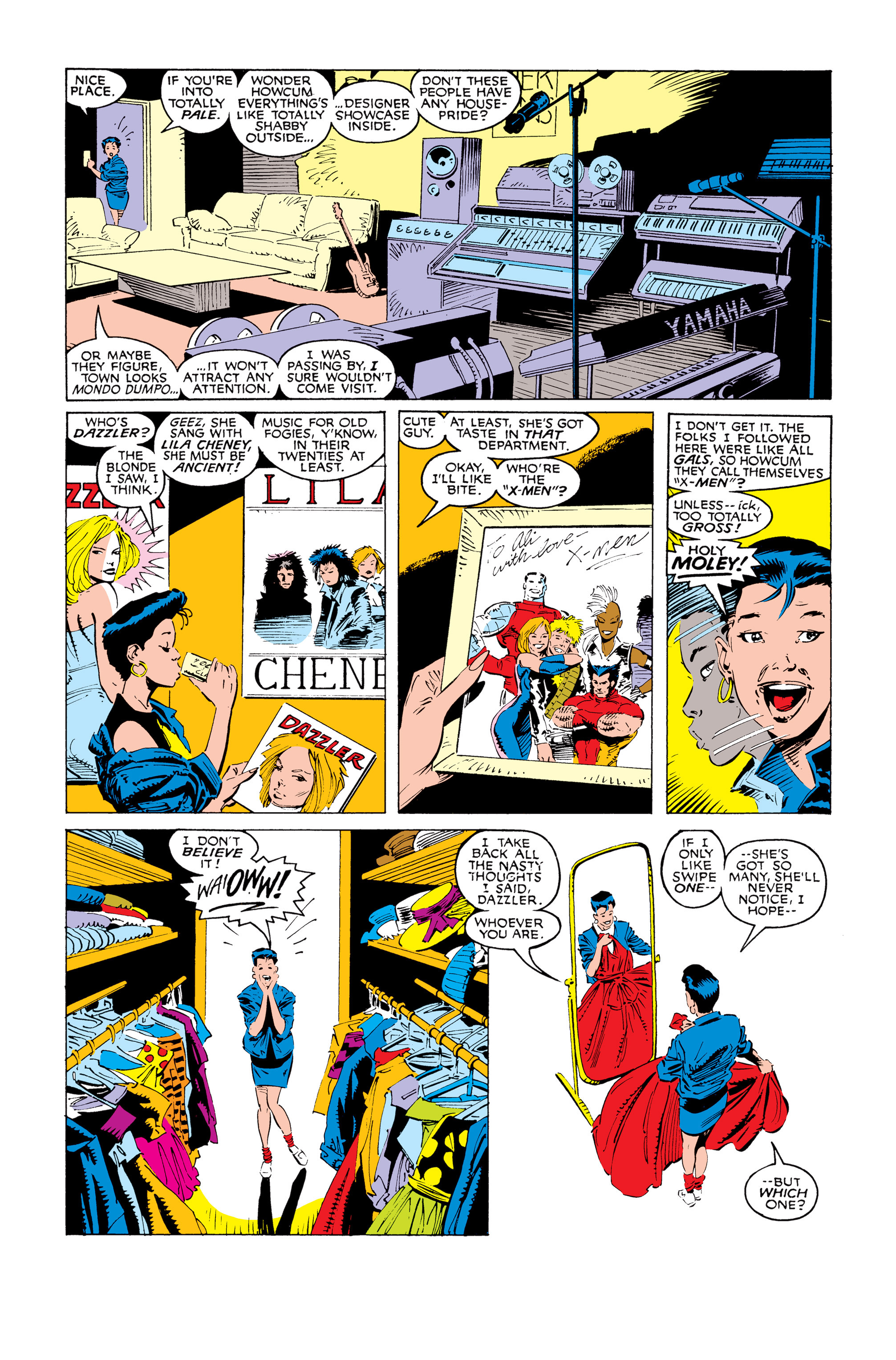 Read online Uncanny X-Men (1963) comic -  Issue #247 - 10