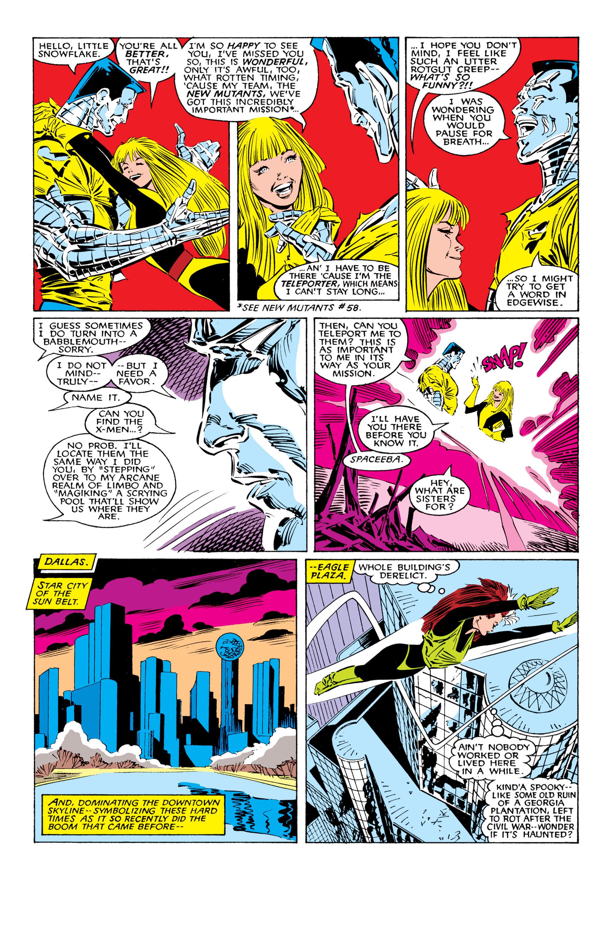 Read online Uncanny X-Men (1963) comic -  Issue #225 - 13