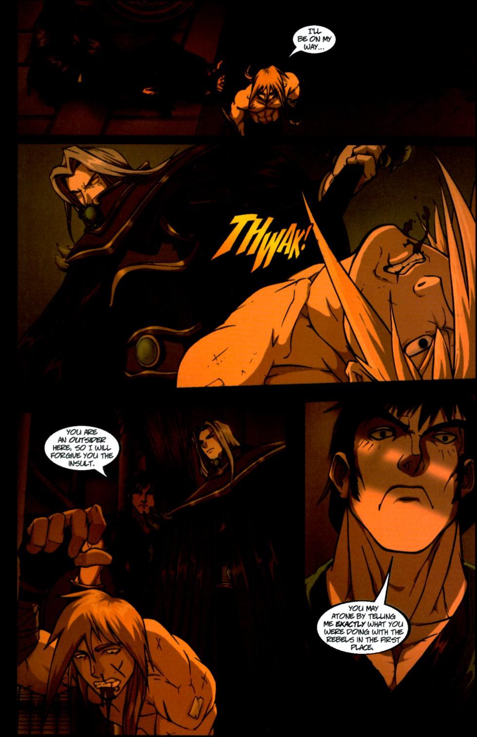 Read online Shidima comic -  Issue #4 - 9