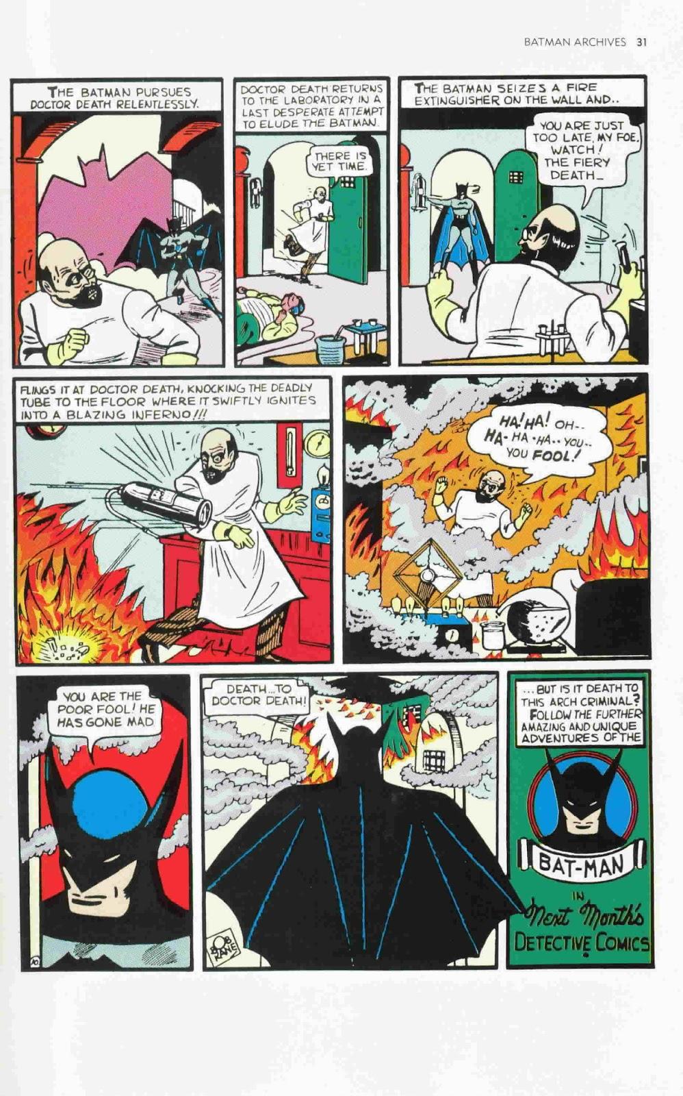 Batman Archives TPB 1 Part 1   Viewcomic reading comics
