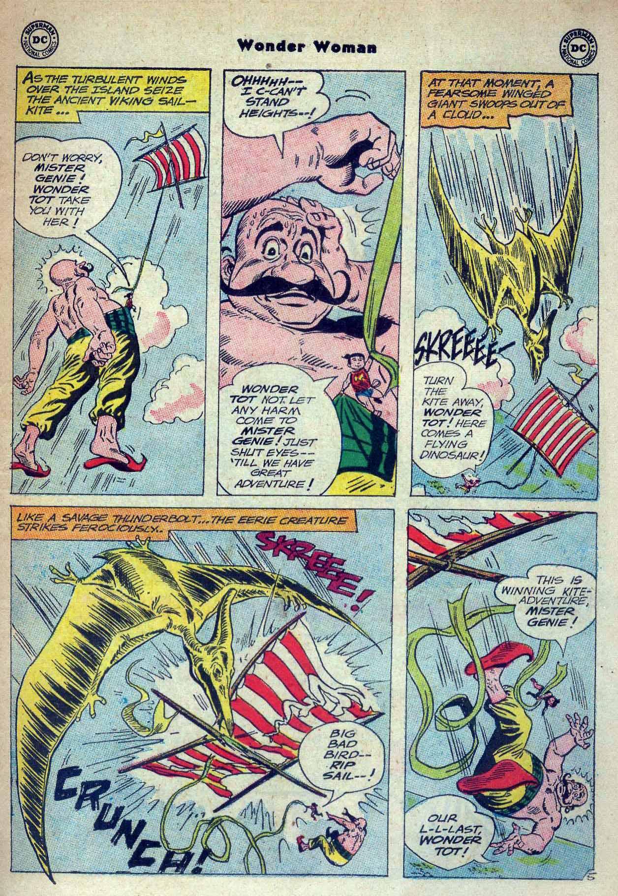 Read online Wonder Woman (1942) comic -  Issue #138 - 7