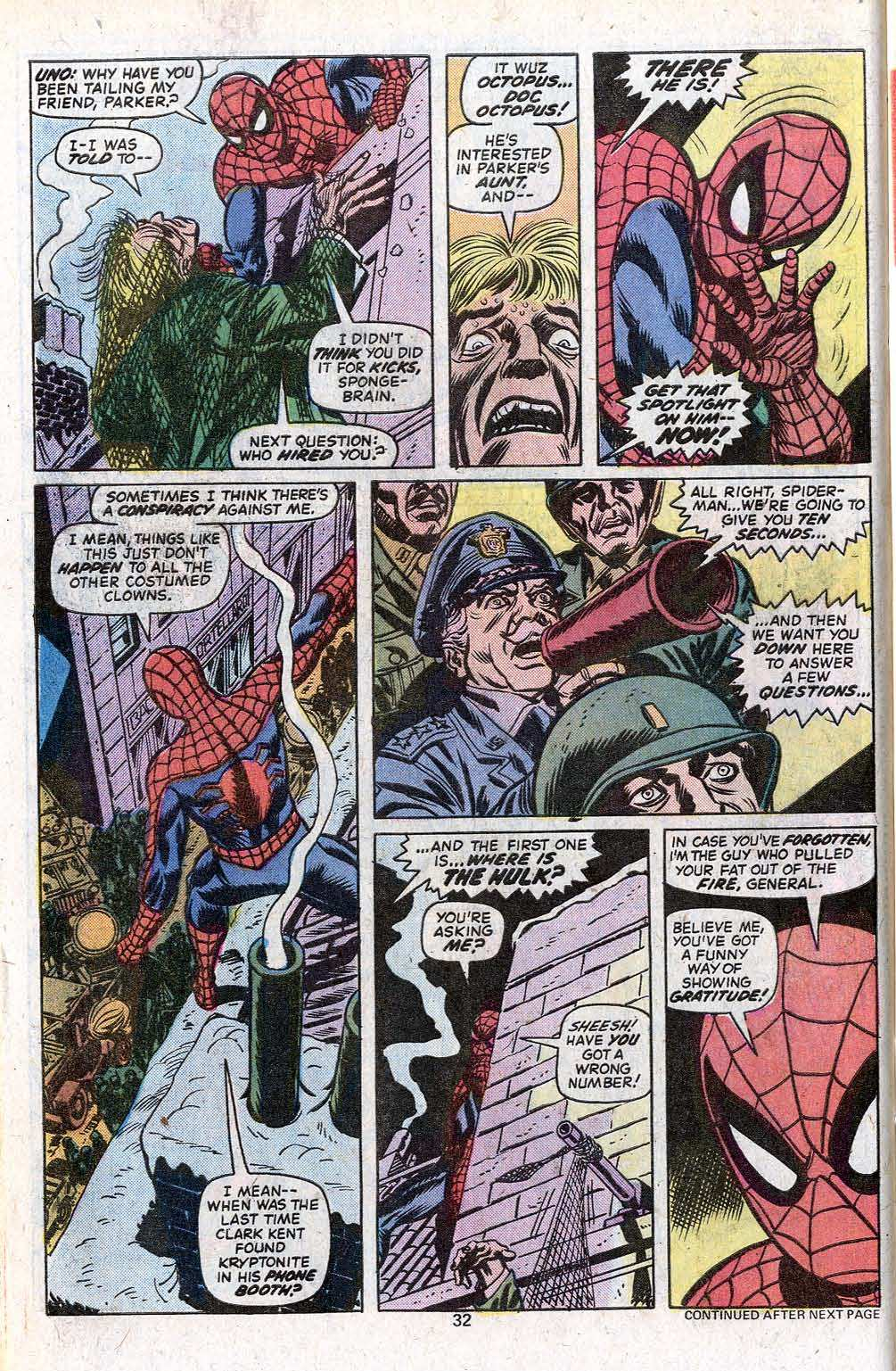The Amazing Spider-Man (1963) _Annual_12 Page 33