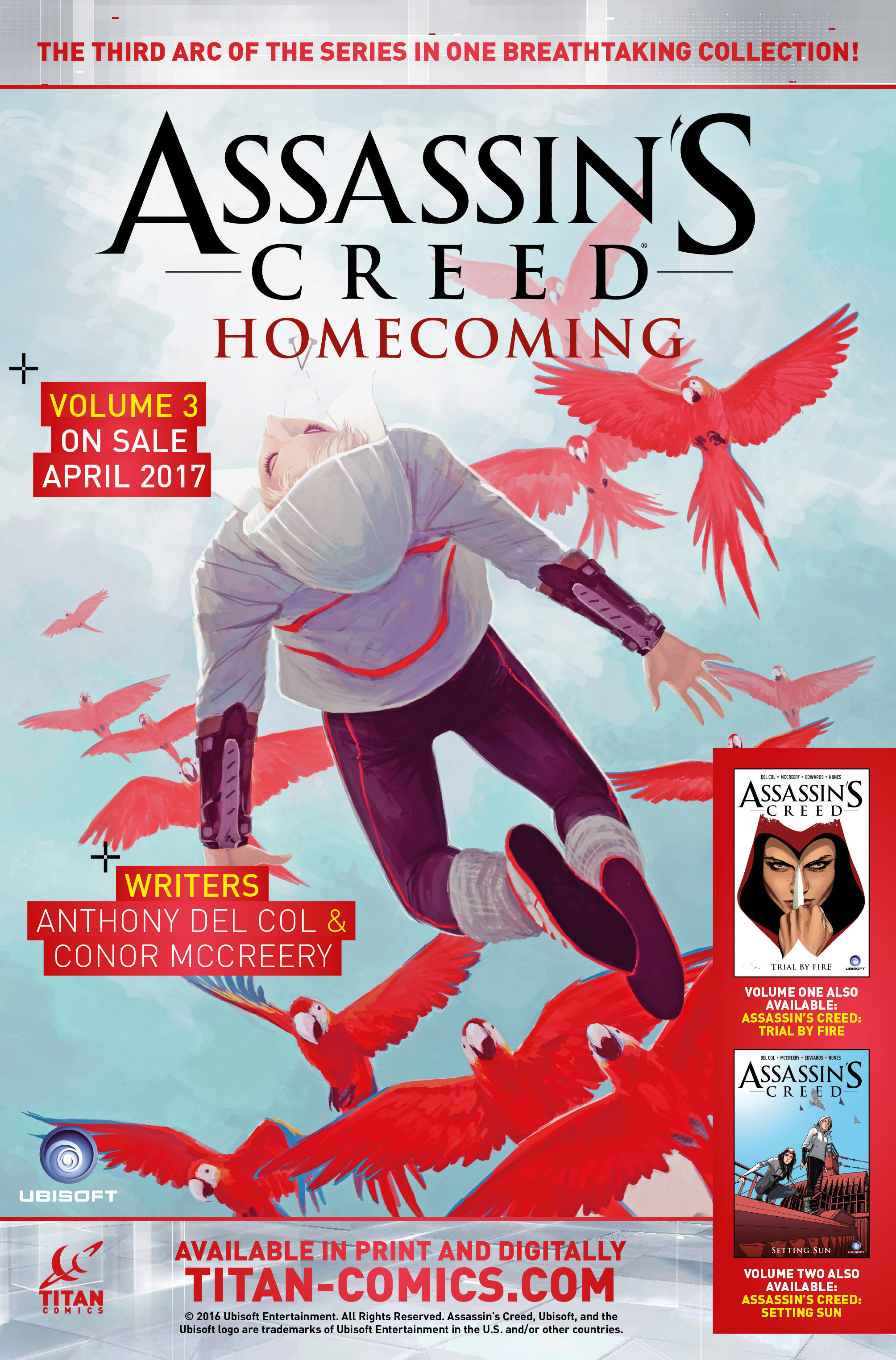 Read online Assassin's Creed (2015) comic -  Issue #14 - 34