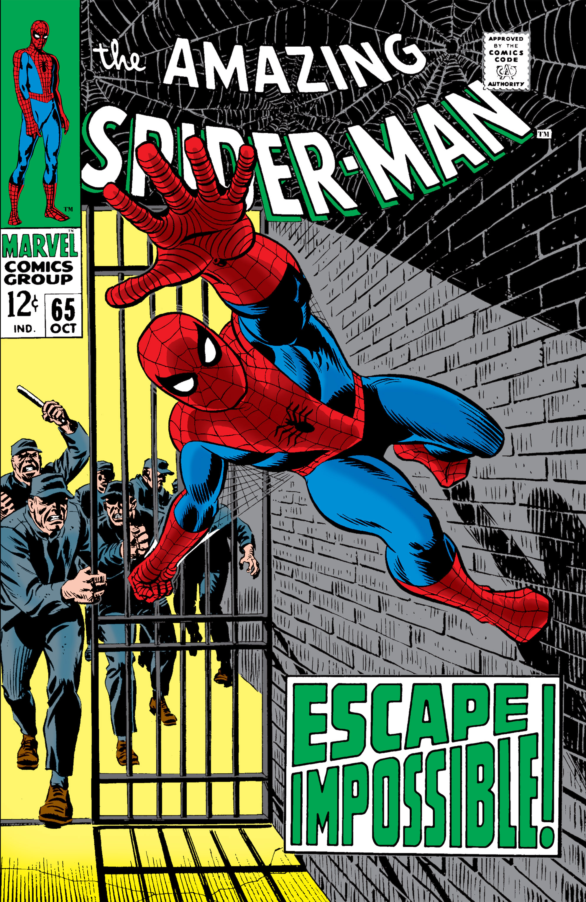 The Amazing Spider-Man (1963) 65 Page 0