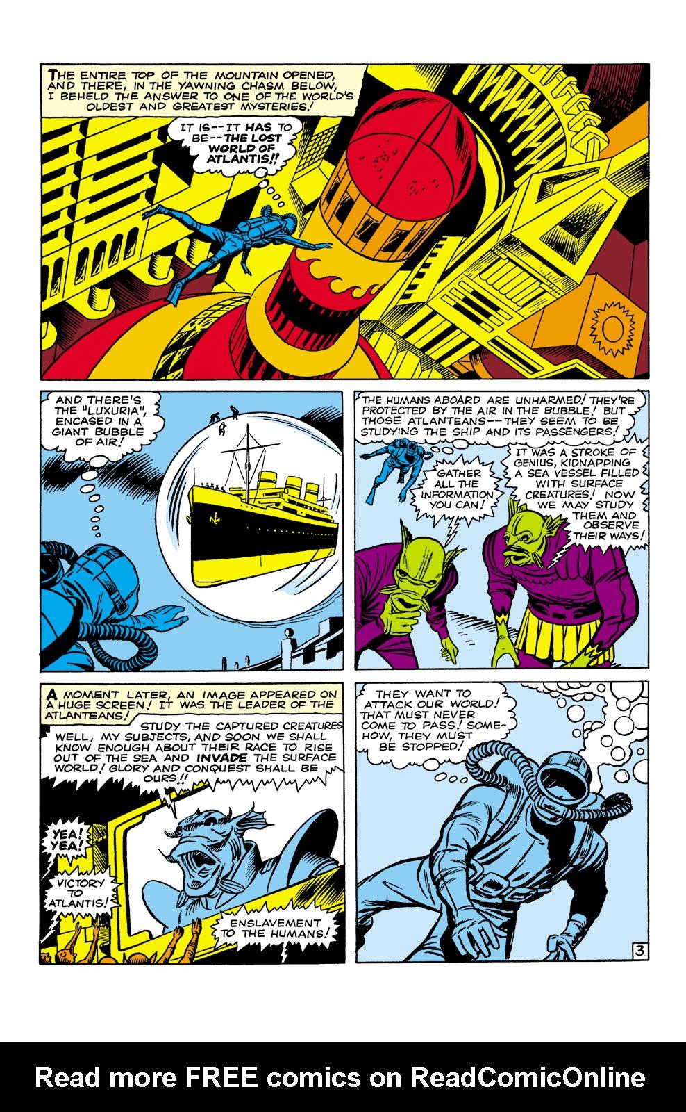 Read online Amazing Adventures (1961) comic -  Issue #2 - 18