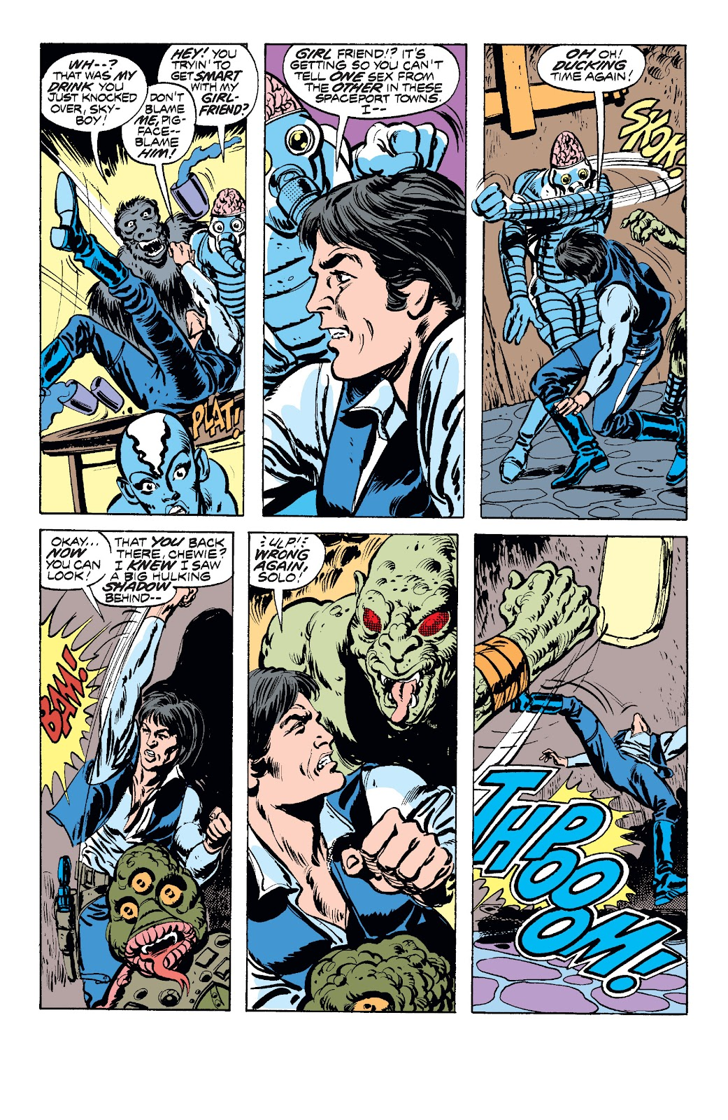 Read online Star Wars Legends: The Original Marvel Years - Epic Collection comic -  Issue # TPB 1 (Part 2) - 38