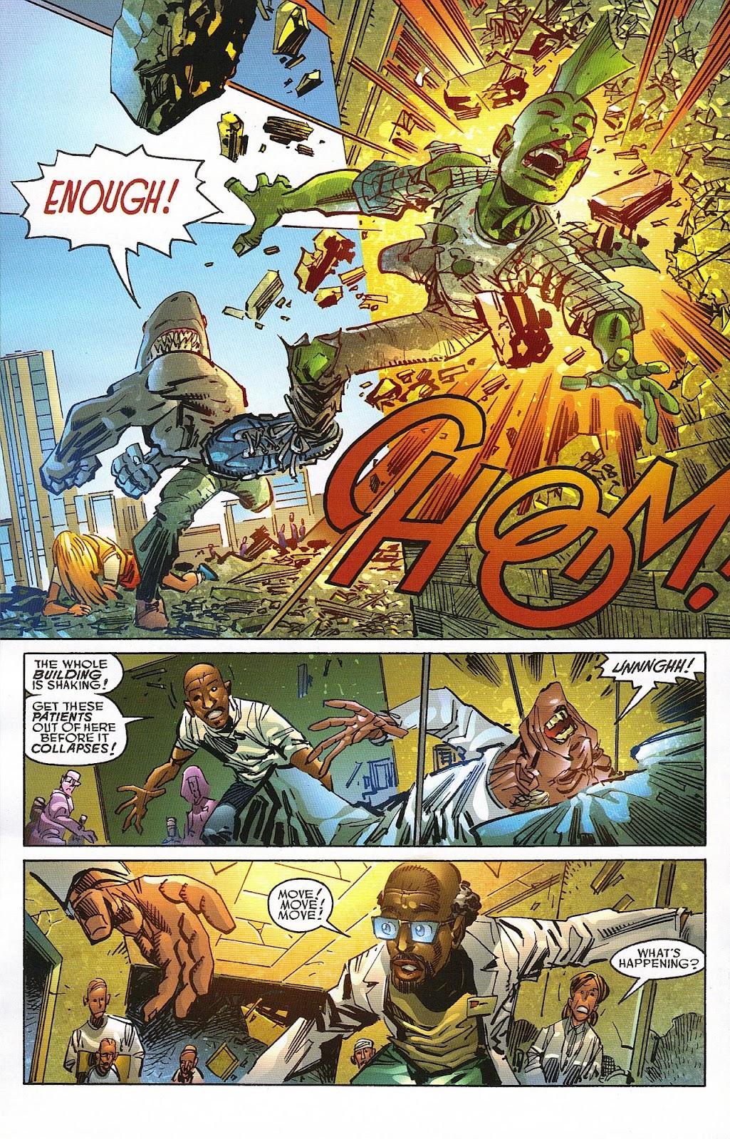 The Savage Dragon (1993) Issue #151 #154 - English 16