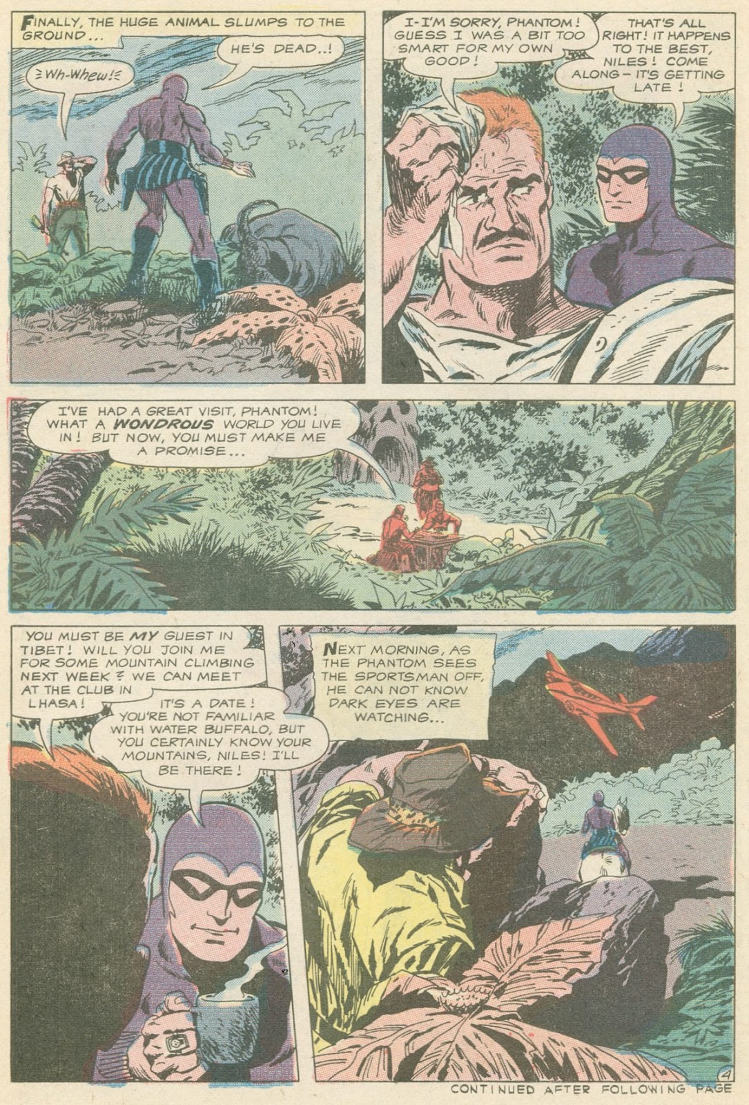 The Phantom (1969) issue 31 - Page 5