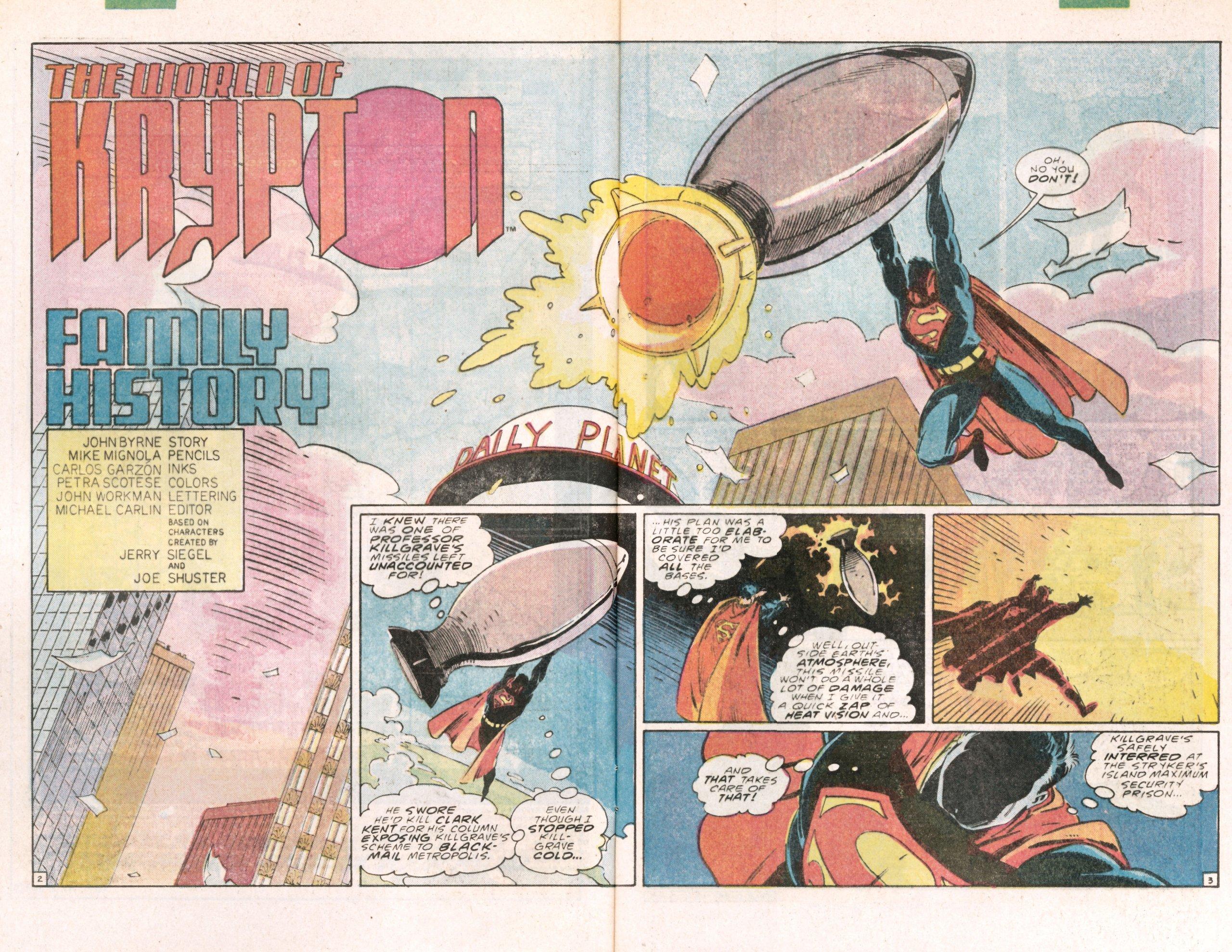 Read online World of Krypton comic -  Issue #4 - 6