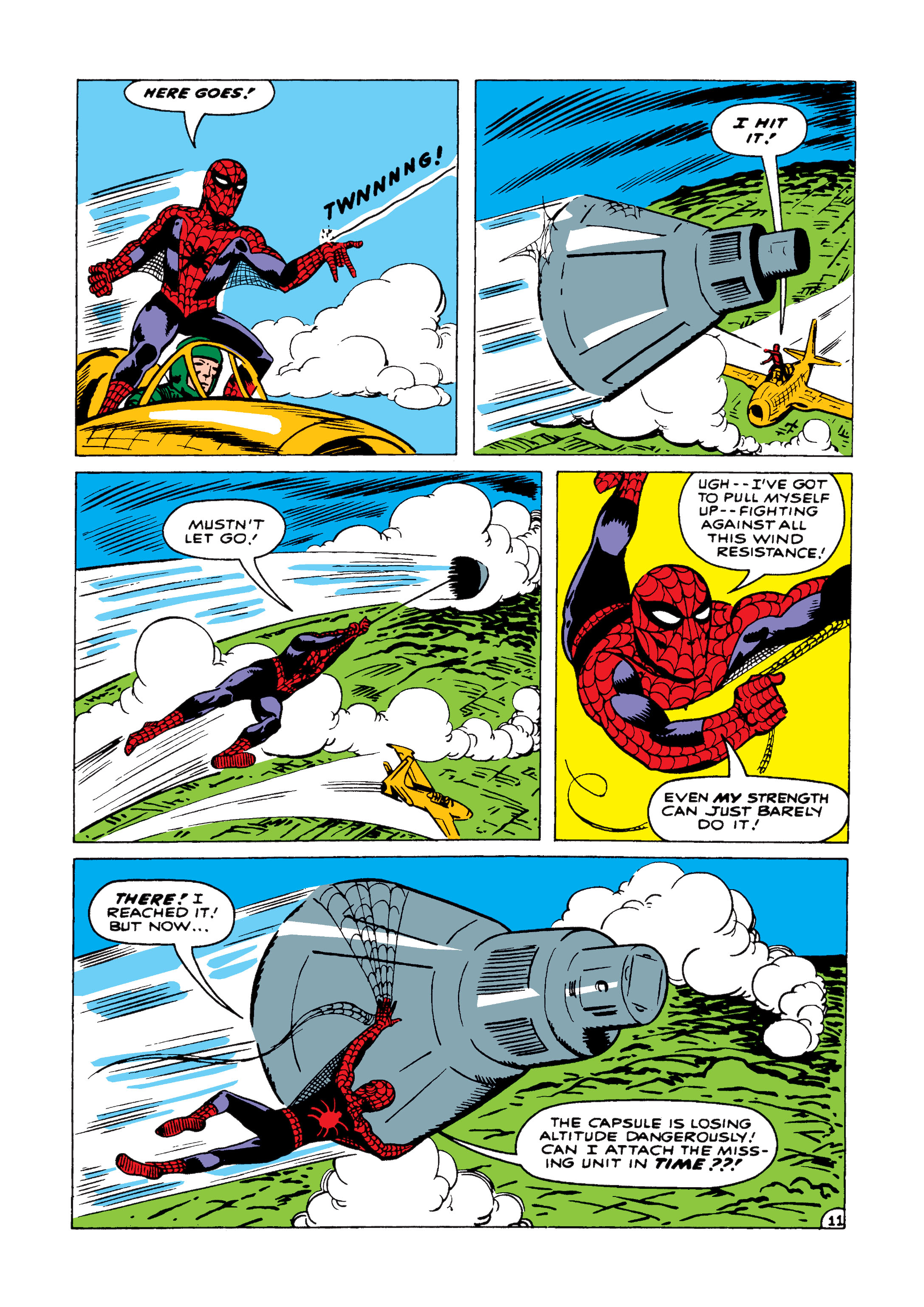 The Amazing Spider-Man (1963) 1 Page 11