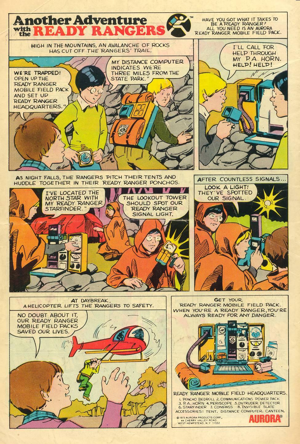 Read online Secret Origins (1973) comic -  Issue #6 - 36